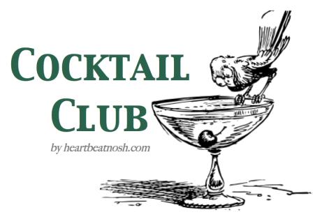 Manhattan Cocktail Archives Heartbeat Nosh